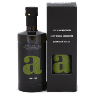 250 ml 100% Arbequí Aureum extra virgin olive oil
