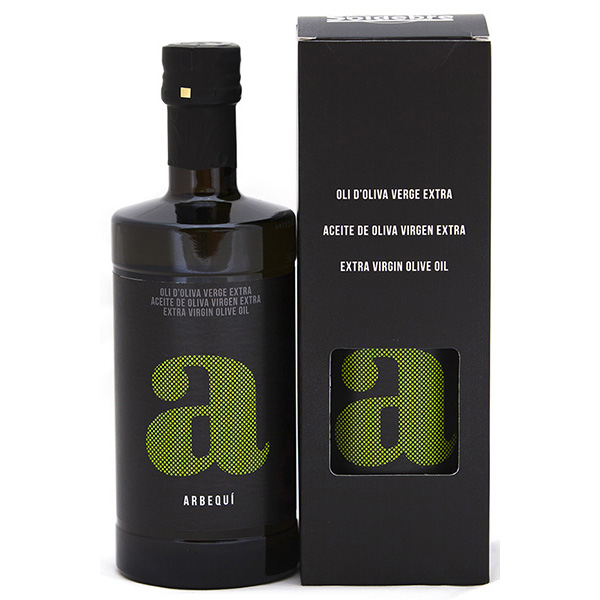 Oli d'oliva verge extra Aureum 100% Arbequí
