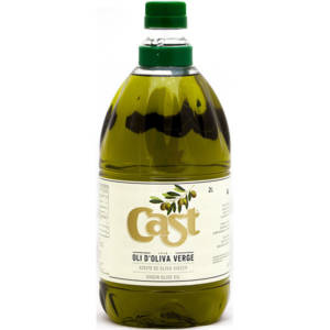 2 l Cast virgin olive oil