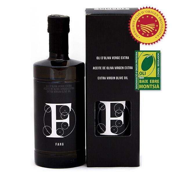 Oli d'oliva verge extra Aureum 100% Farg