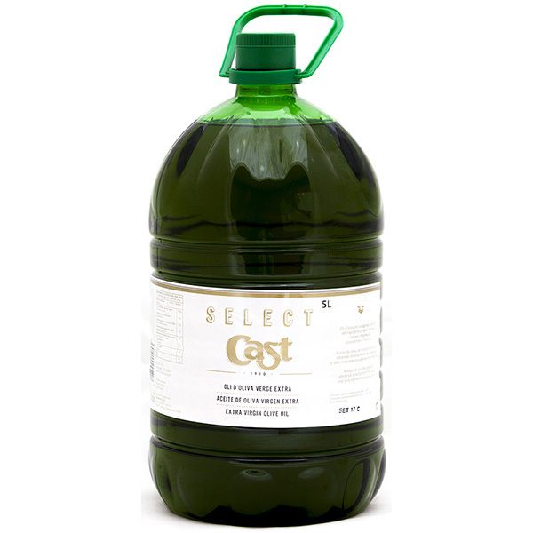 5 l Select Cast extra virgin olive oil
