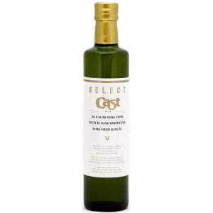 Aceite de oliva virgen extra Select Cast