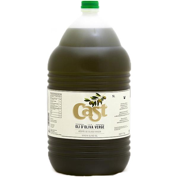 Oli d'oliva verge Cast 5 l