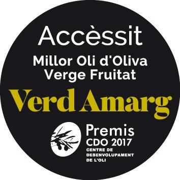 The MORRUT Extra virgin olive oil from the Cooperative Soldebre has won a prize in the Category Olive Oil, Bitter-fruited Virgin Olive, in the prizes awarded by the Oil Development Center (CDO)